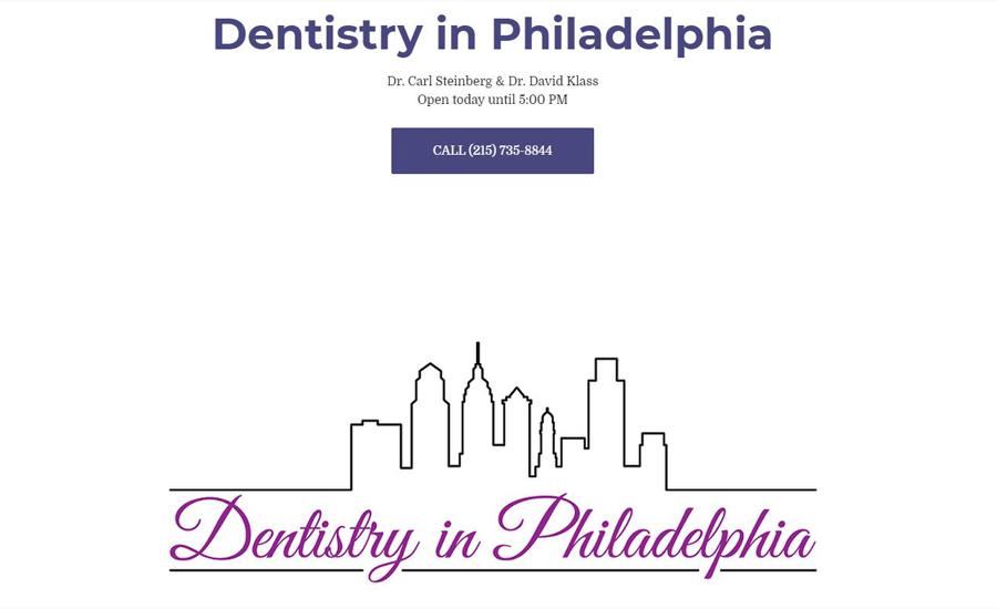Dentistry in Philadelphia