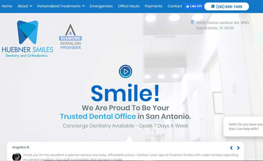 Huebner Smiles Dentistry and Orthodontics