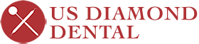 US Diamond Dental Logo